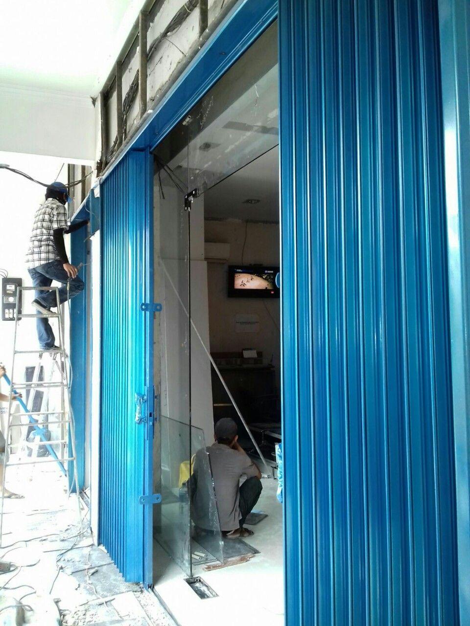 Tukang pasang & Service pintu Folding gate & harmonika 081315749953 ...