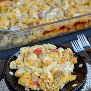 Chicken Supreme Pasta Bake Recipe - Inside BruCrew Life & ZipList