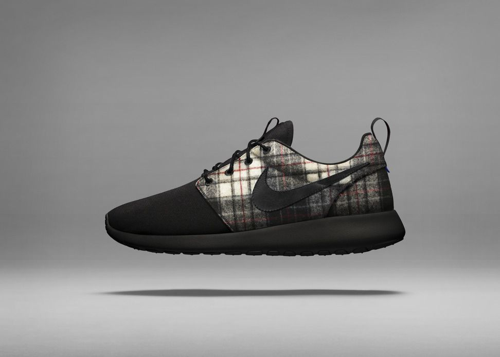 new arrivals a380b f69c7 Introducing the 2014 Pendleton by NIKEiD collection. Premium Pendleton  wools come to eight iconic Nike models, in a variety of Tartans, plaids and  solid .