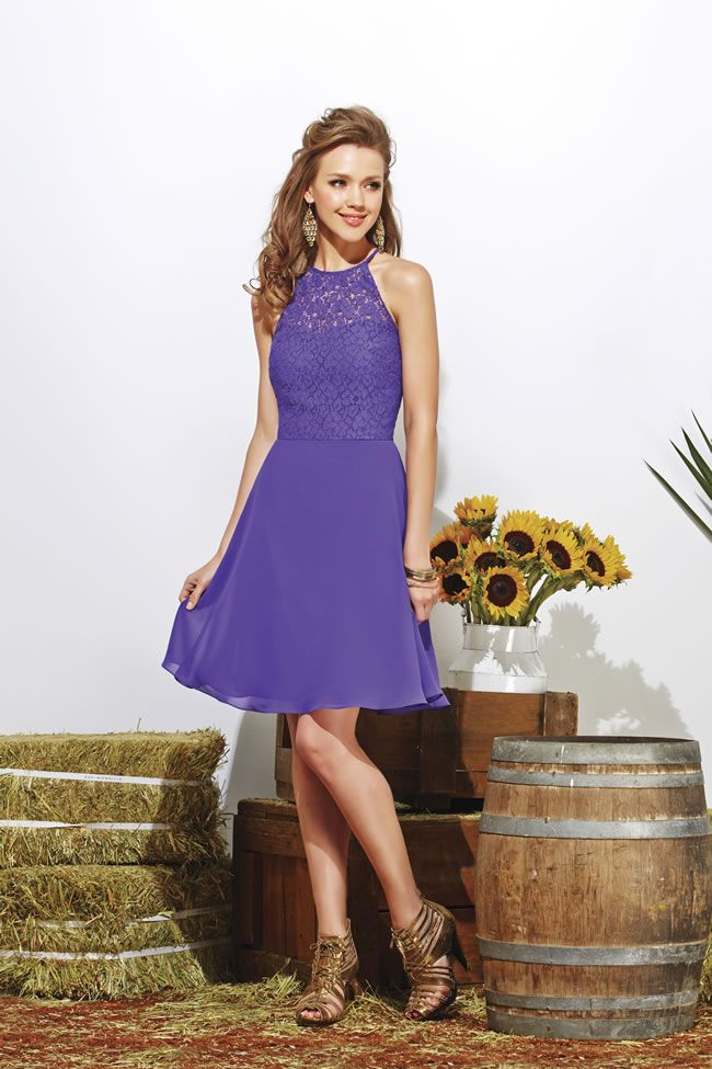 These fun Jasmine bridesmaid dresses are perfect for summer weddings ...