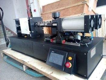 Bench Mounted Plastic Injection Moulding Machine