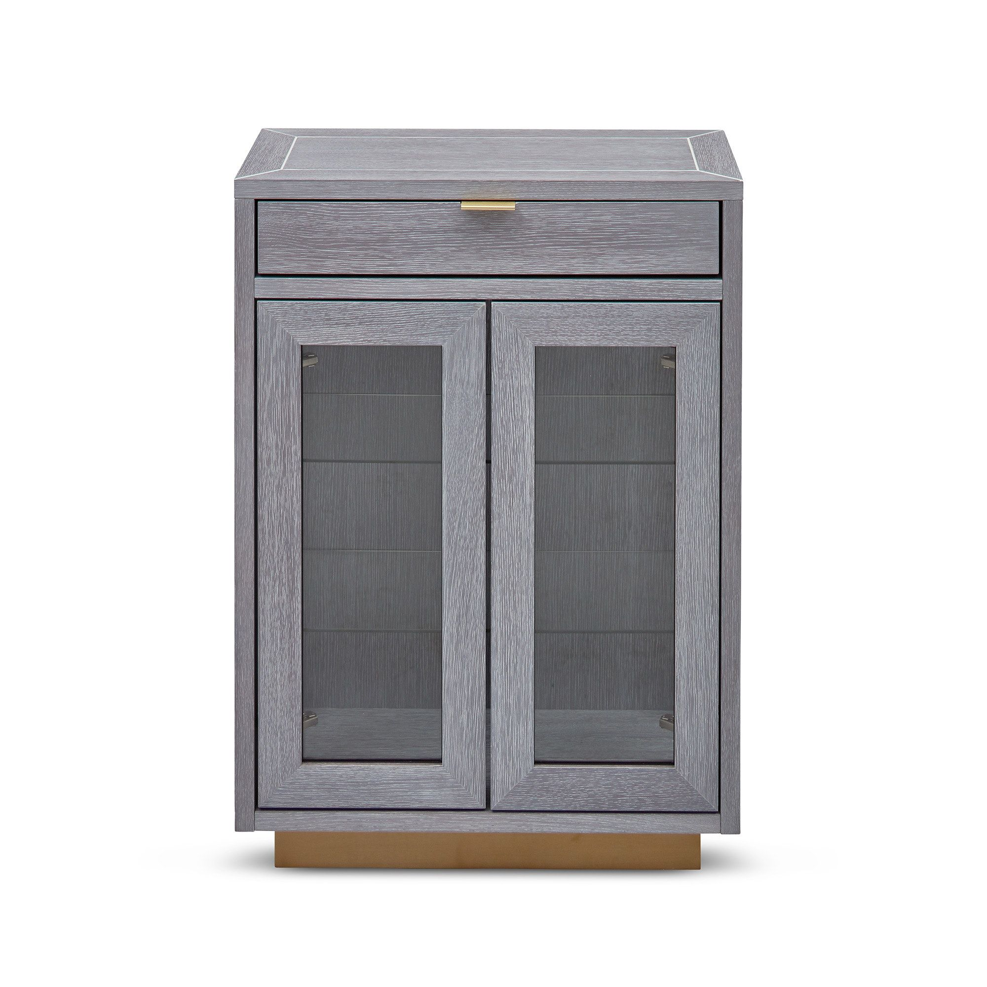 Buy Denton Bar Cabinet By Curated Kravet Made To Order Designer Furniture From Dering Hall S Collection Of Lounge Chairs Accent Cabinet Accent Doors Cabinet