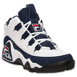 Basketball 95 Fila Retro Men's ShoesWhitefila thrsQd