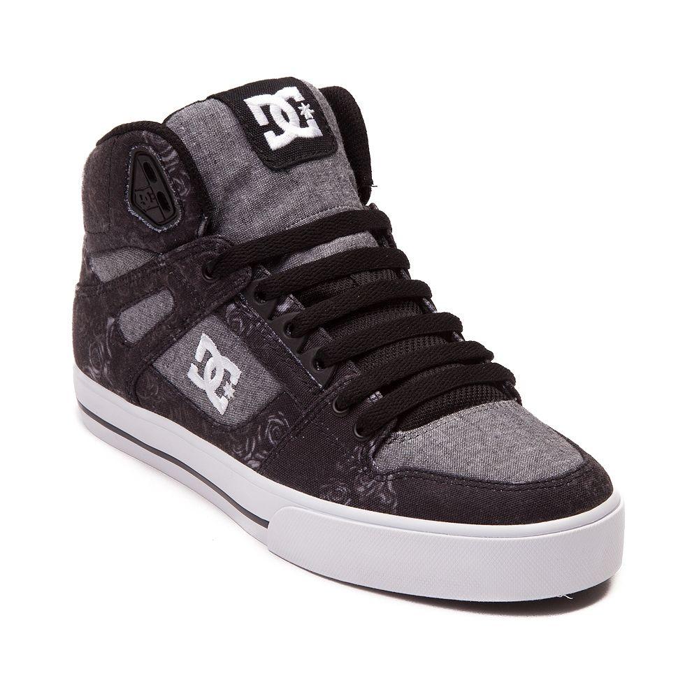 adidas vs dc skate shoes