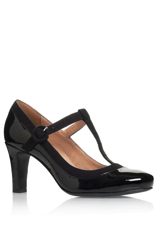 457ba2b2299a Next Shoes for Women - Next Black T-Bar Shoes - EziBuy New Zealand ...