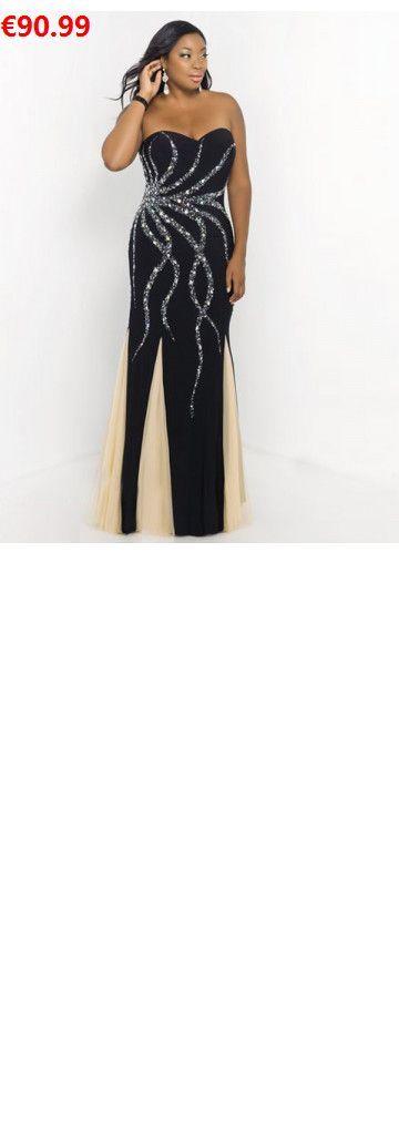 b68c7693c93 2015 Style Etui-Linie Herz-Ausschnitt Bodenlang aus Chiffon Schöne  Ballkleider Abendkleider für Mollige -  aus  BallkleiderAbendkleider   Bodenlang  Chiffon ...