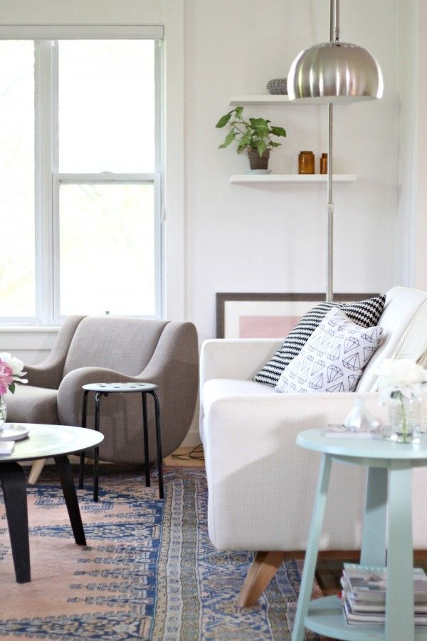 Kirsten Grove of Simply Grove via Oh, I Design Blog