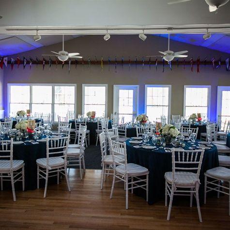A Nautical Yacht Club Wedding In Long Beach Island Nj