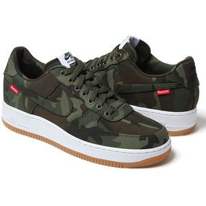 SUPREME X NIKE AIR FORCE 1 (OFFICIAL PICS)
