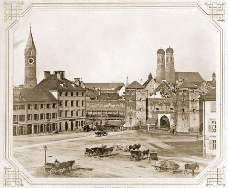 Historische Fotos Der Ludwigsvorstadt Stadtarchiv Munchen Munchen Munchen Deutschland Munchen Bayern