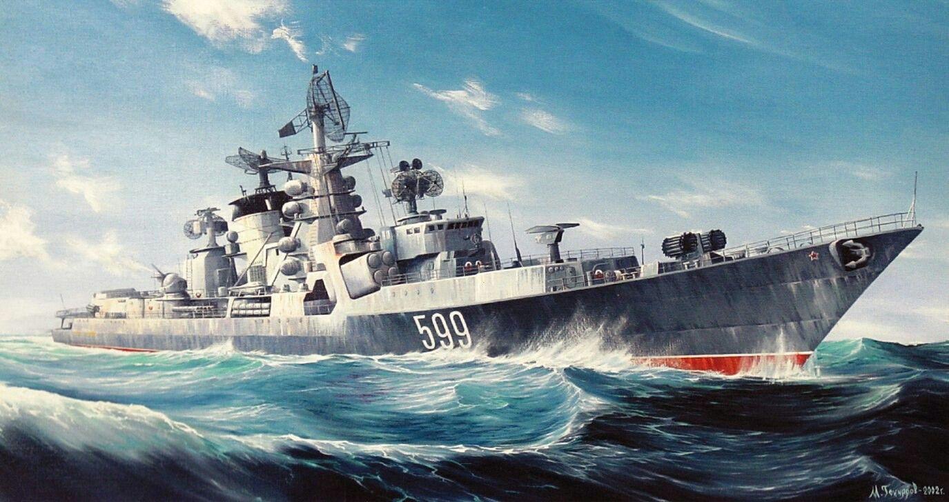 Дню фсб, открытки военных кораблей