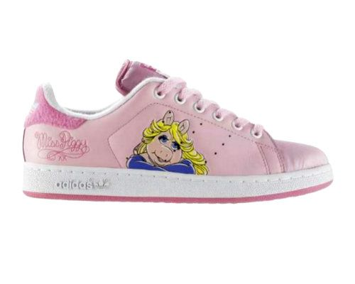 Adidas Adicolor P4 (Miss Piggy) Stan Smith II