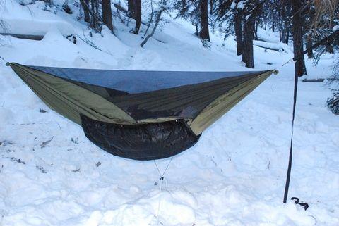 Yeti Underquilts   Best camping hammock, Hiking hammock ...