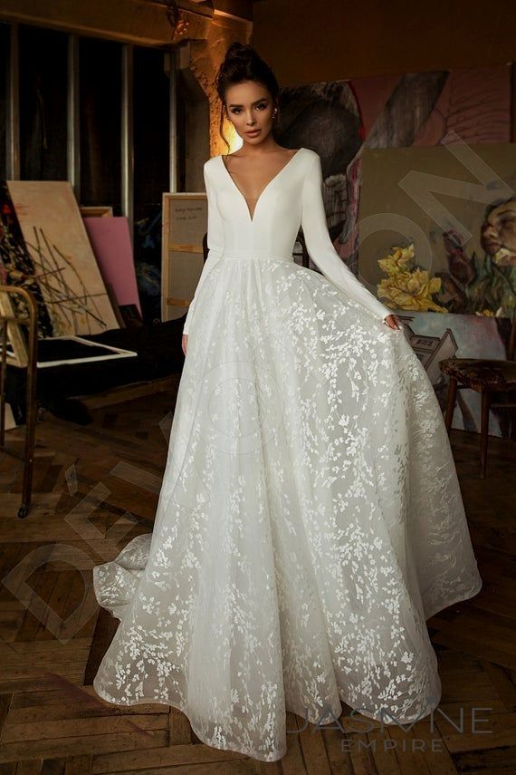 #dressforbraid #weddingdresses #longsleeveweddingdress #dressforbraid