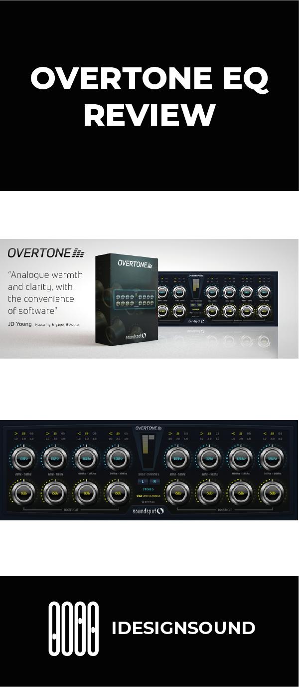 Overtone Eq Vst By Soundspot Review Overtone Reviews Plugins