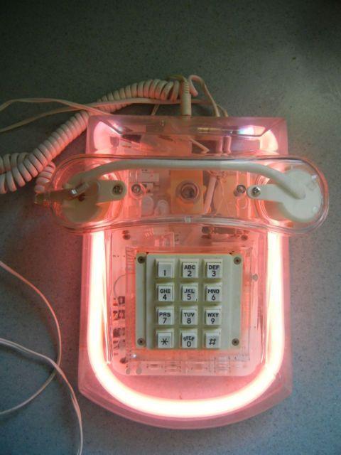 Téléphone rose …