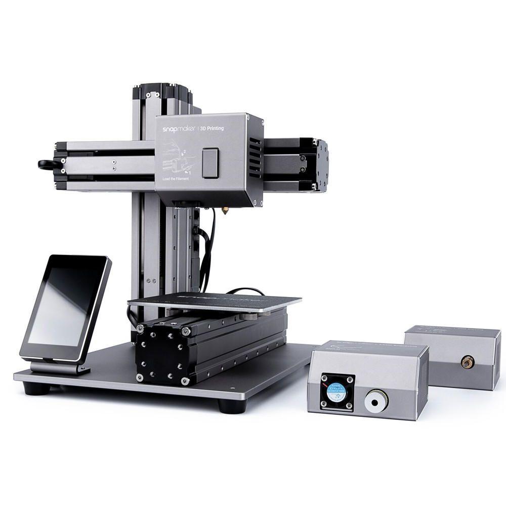 Us 749 90 25 Snapmaker 3 In 1 Laser Engraving Printing Cnc Carving Engraver Printer Cnc Router Machine Entry Level Digital All Metal Workshop Printing Volume 4 3d Baski Yazici Baski