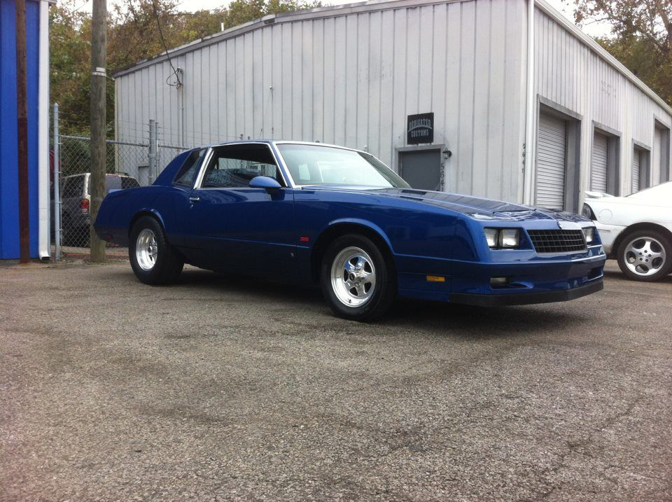 The 86 has plenty of jegs parts 406ci th350 - best of jegs blueprint crate engines