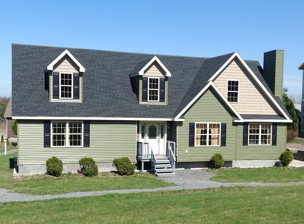 The saranac lake modular home for sale by american homes