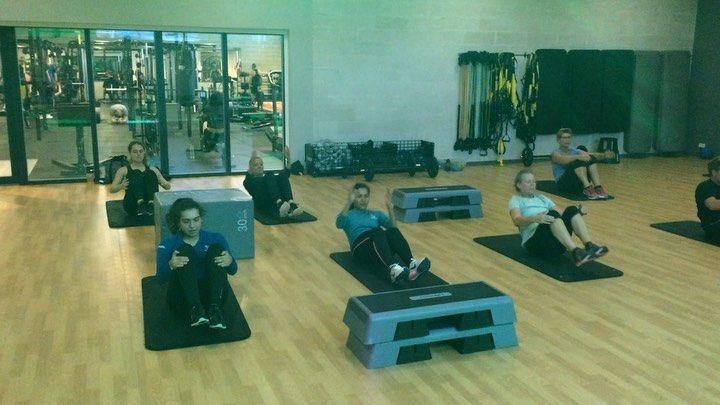 Husk din torsdags træning: 16-16.30 #Mave 16.30-17 #HIIT 17-17.30 #TRX - #Puls Ses om en uge #fitnes...