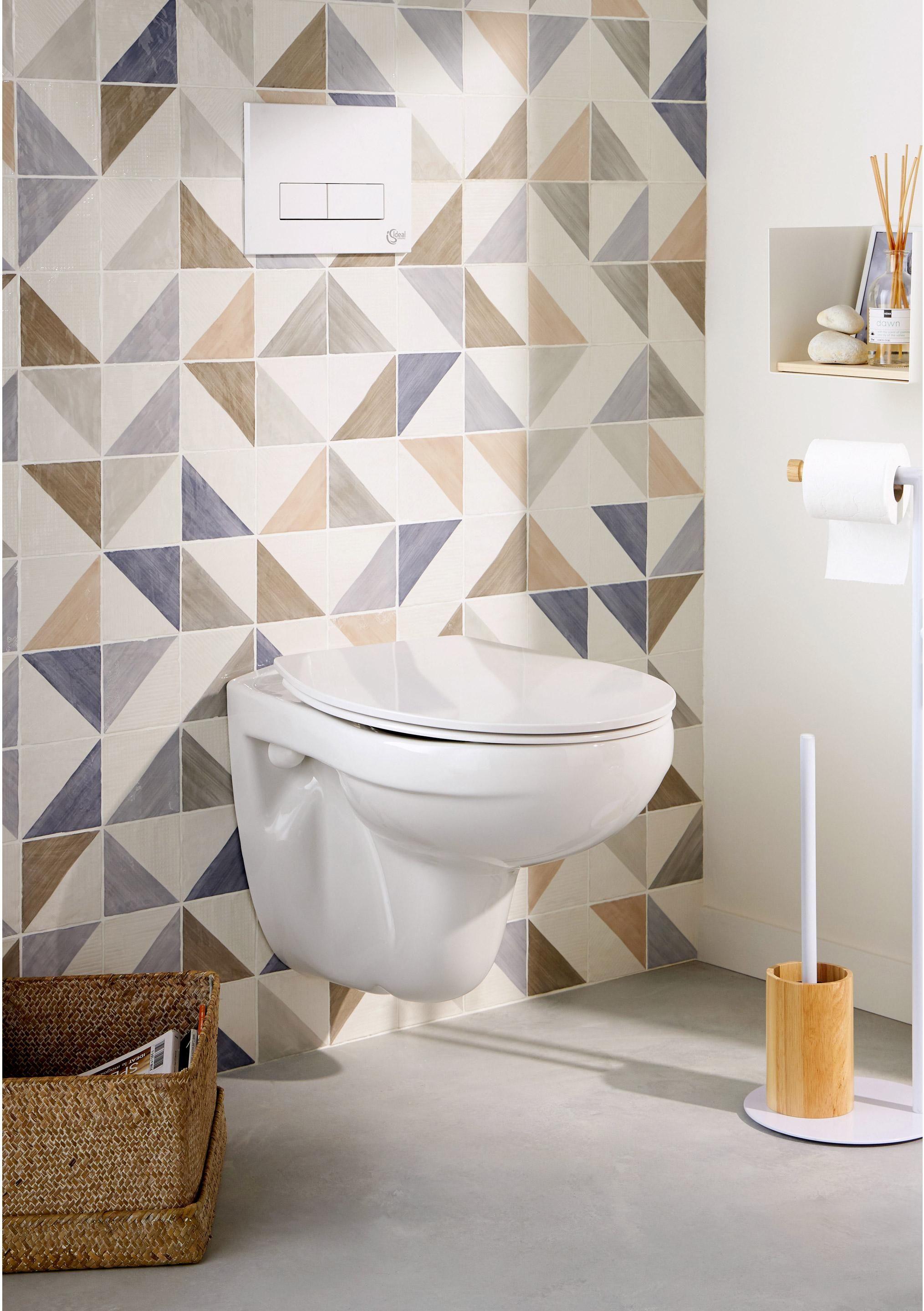 Pack Wc Suspendu Bati Universel Double Asolo Ideal Standard En 2020 Wc Suspendu Deco Toilettes Habillage Wc Suspendu