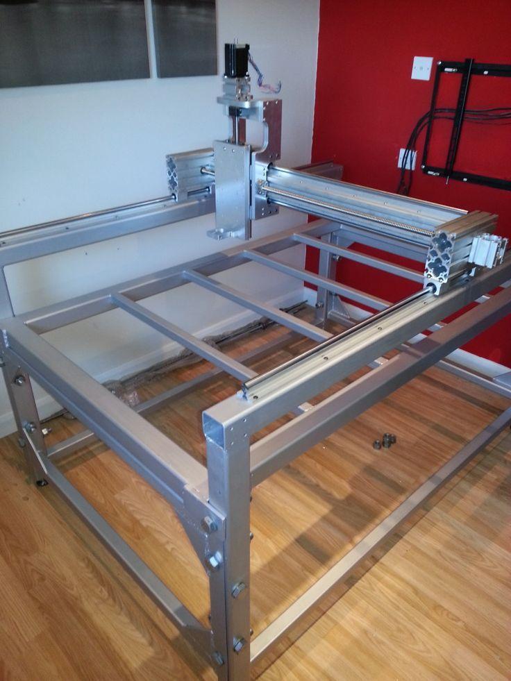 New project begin iD2CNC v.2.0 (Aluminum CNC ) iD2CNC