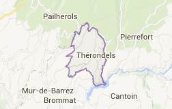 Map of therondels