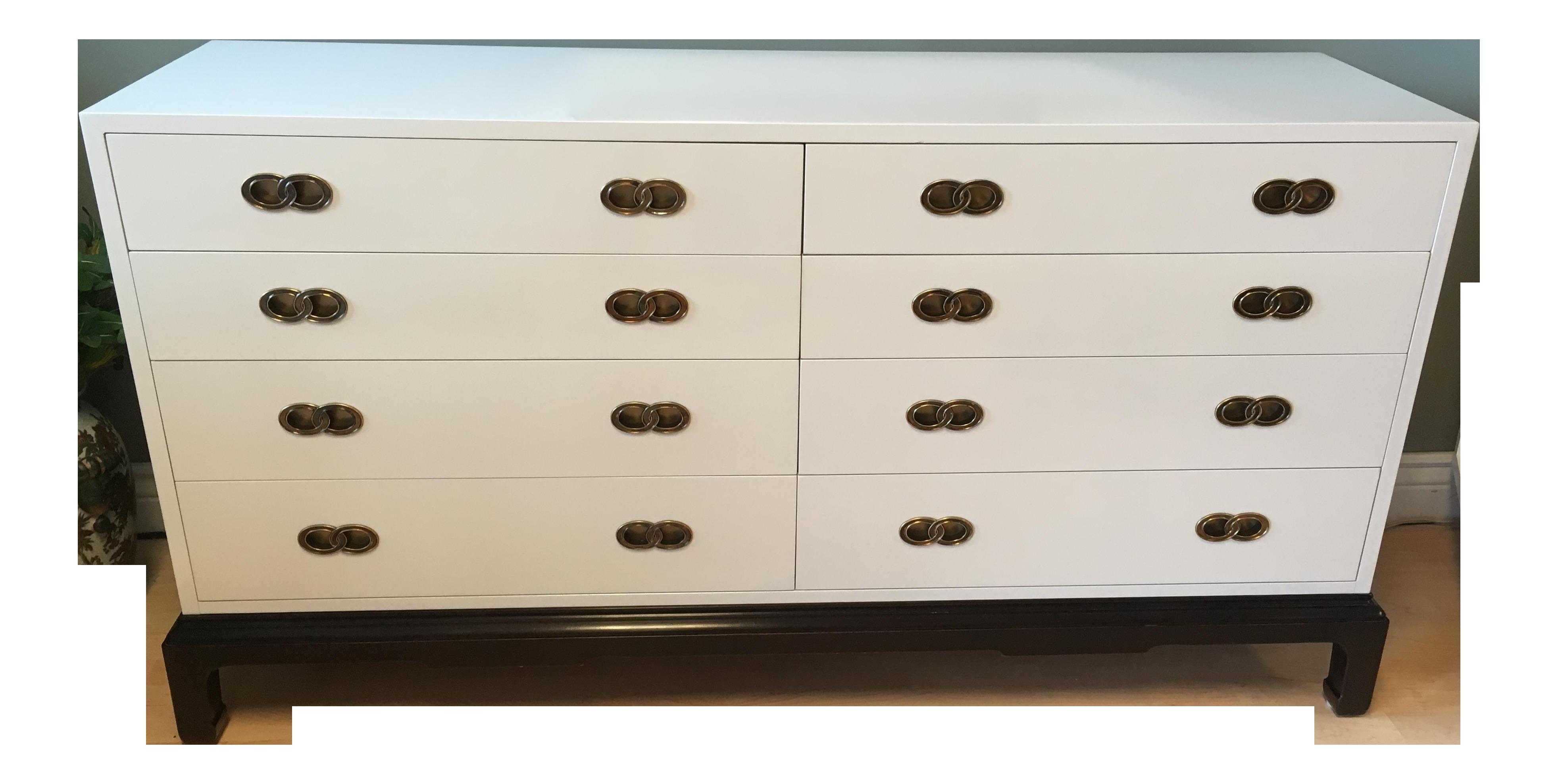 Vintage Henredon White Dresser Chairish White Dresser Dresser Henredon [ 1976 x 3926 Pixel ]
