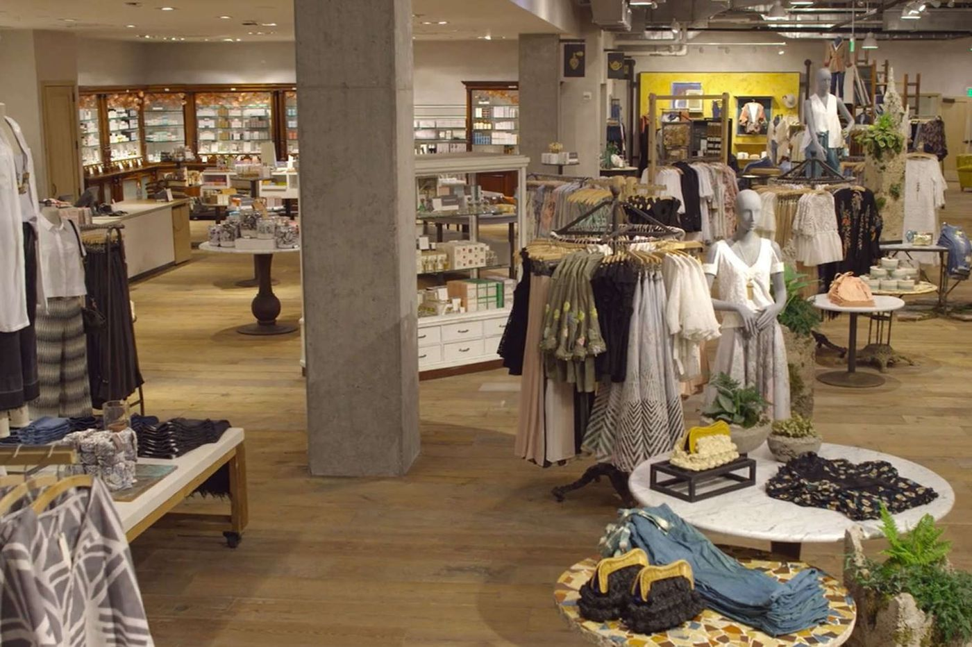 Urban Outfitters' Anthropologie opens home goods