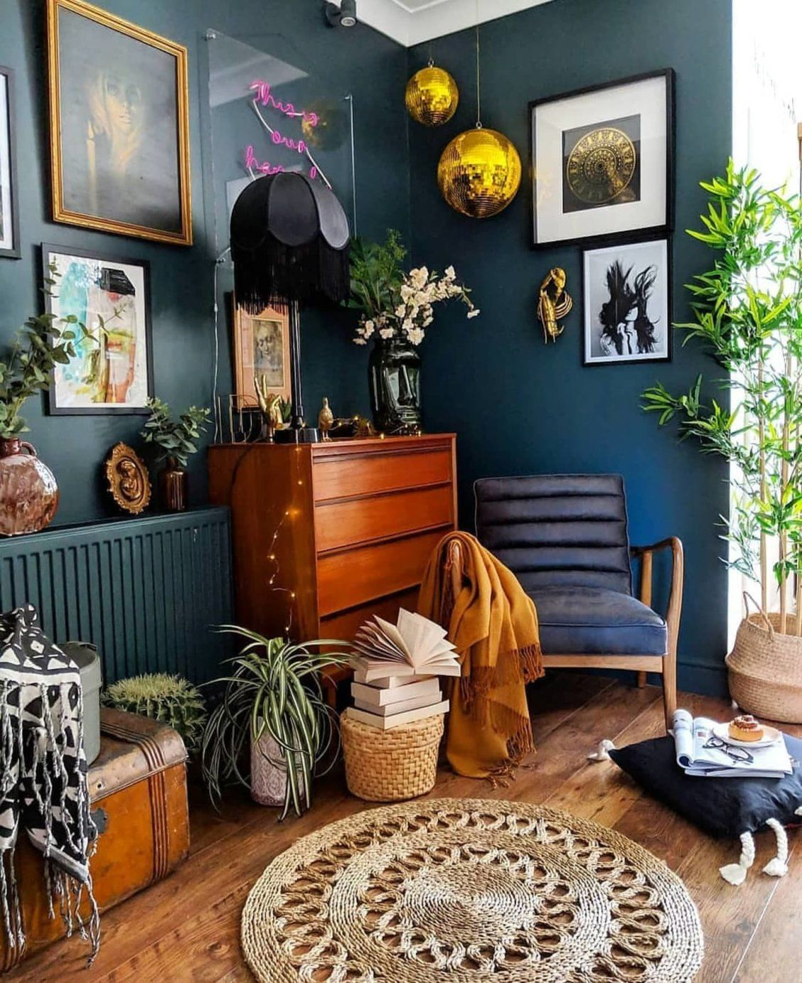 Find Tons Of Decor Inspiration In This Quirky And Colorful Uk Home Eclectic Home Home Decor Quirky Home Decor Living room ideas quirky