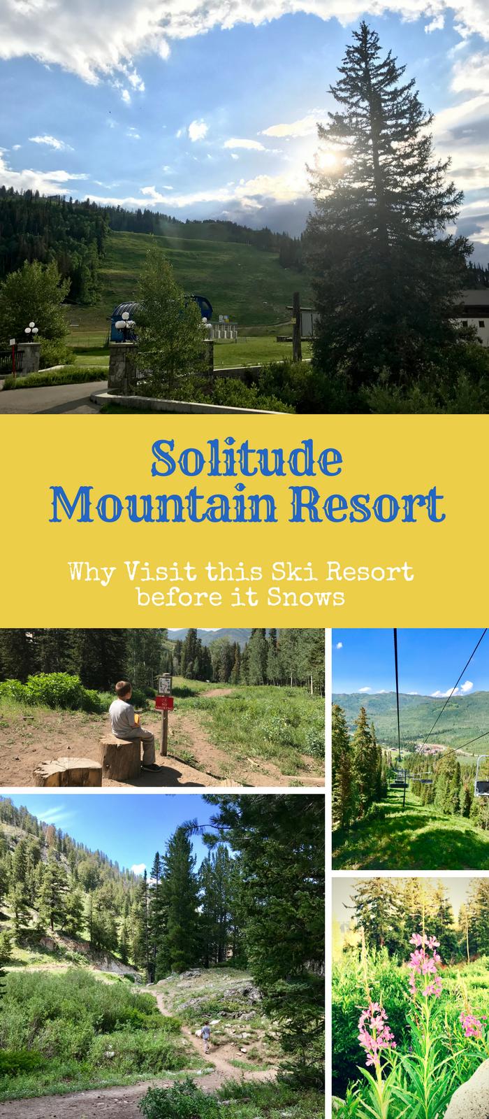7a1974366ba A Ski Resort as a Warm Weather Destination  - Summer at Solitude Mountain