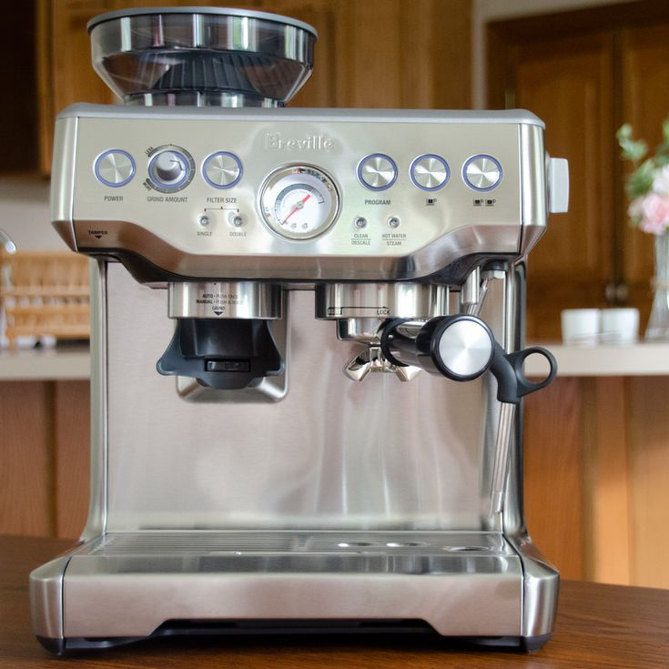 Breville The Barista Express Review In 2020 Breville Barista Express Barista Breville