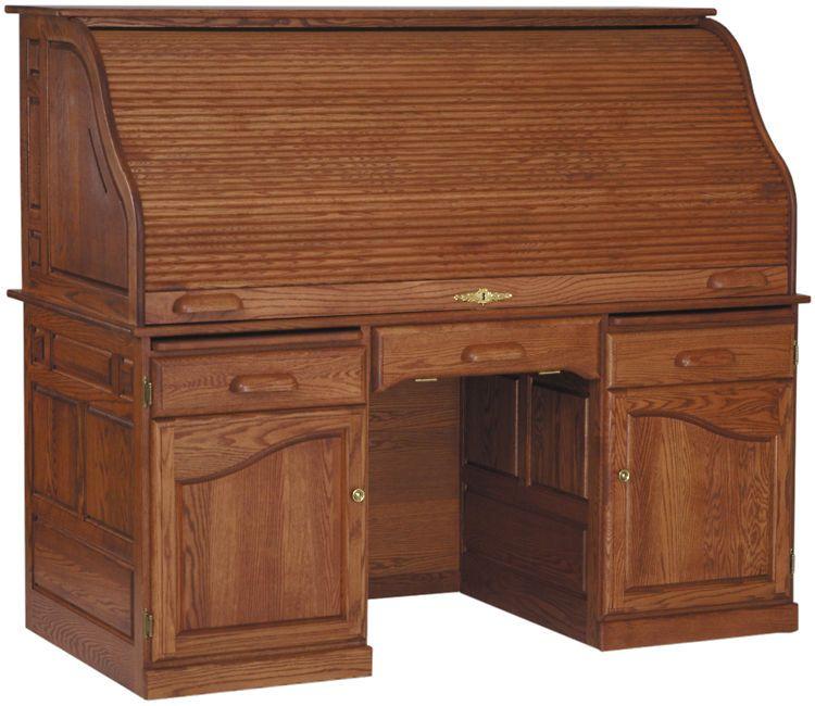 Roll Top Desk By Haugen Furniture New Office Desk