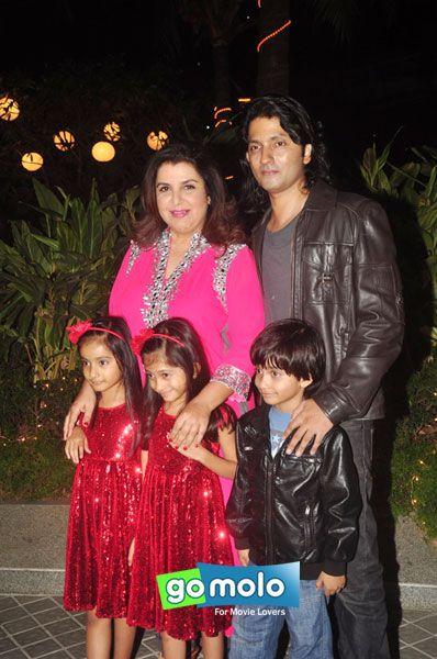 Deepika Padukone At Farah Khan S B Day Bash Farah Movie Lover Deepika Padukone
