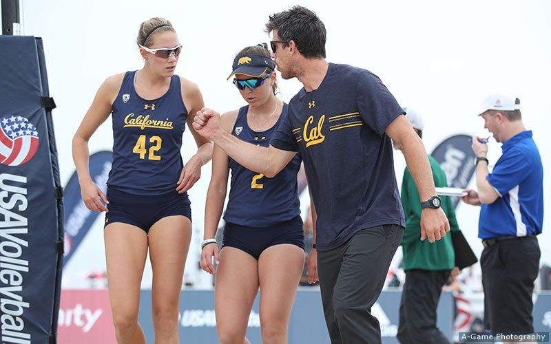 Summer Is A Time For Learning By John Kessel At Usa Volleyball Cal Beach Team Coaching Usa Volleyball Coaching Volleyball Team Coaching