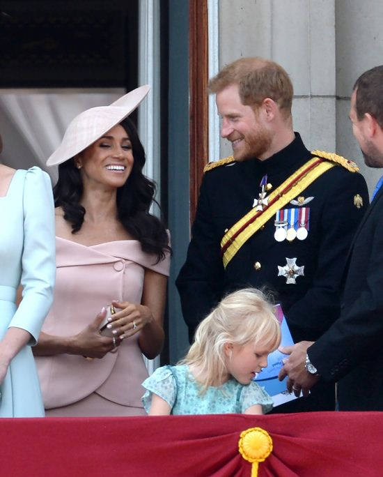 Meghan Markle Debuts Her Official Duchess Of Sussex Style