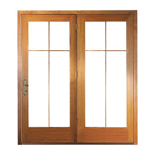 Pella 450 Series Center Hinged Patio Door Pella Patio Doors