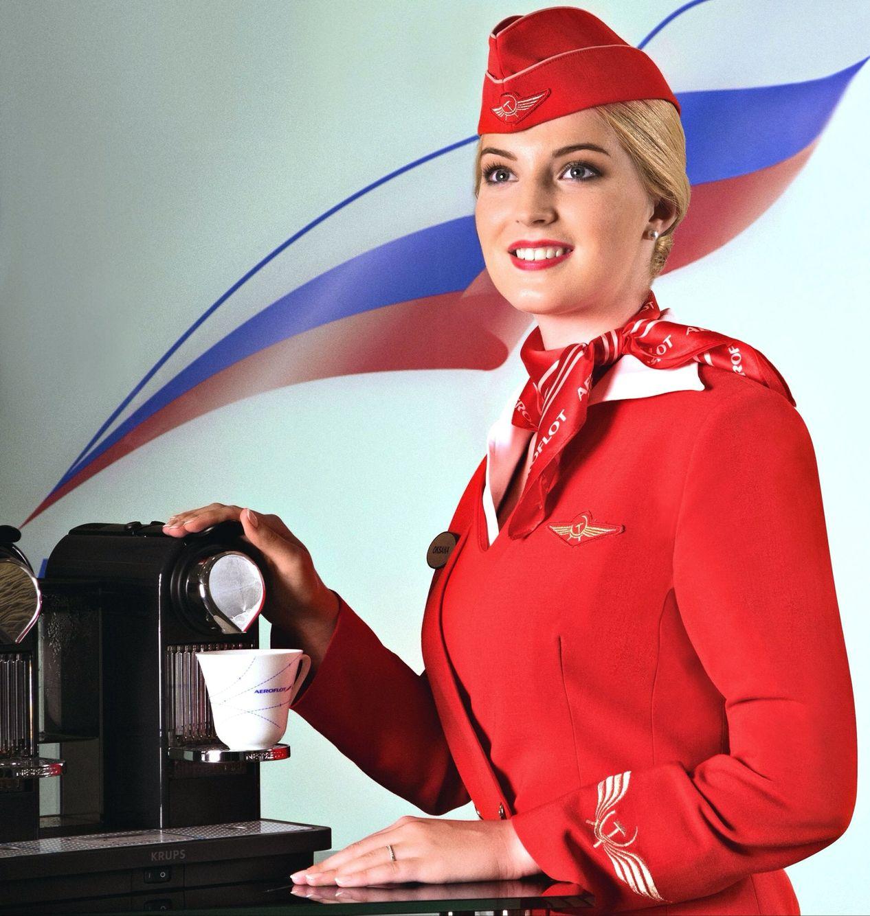 фото русских стюардесс семье был