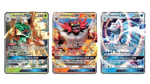 Häufig D'exceptionnels Pokémon-GX pour votre collection | www.pokemon.fr  UN12