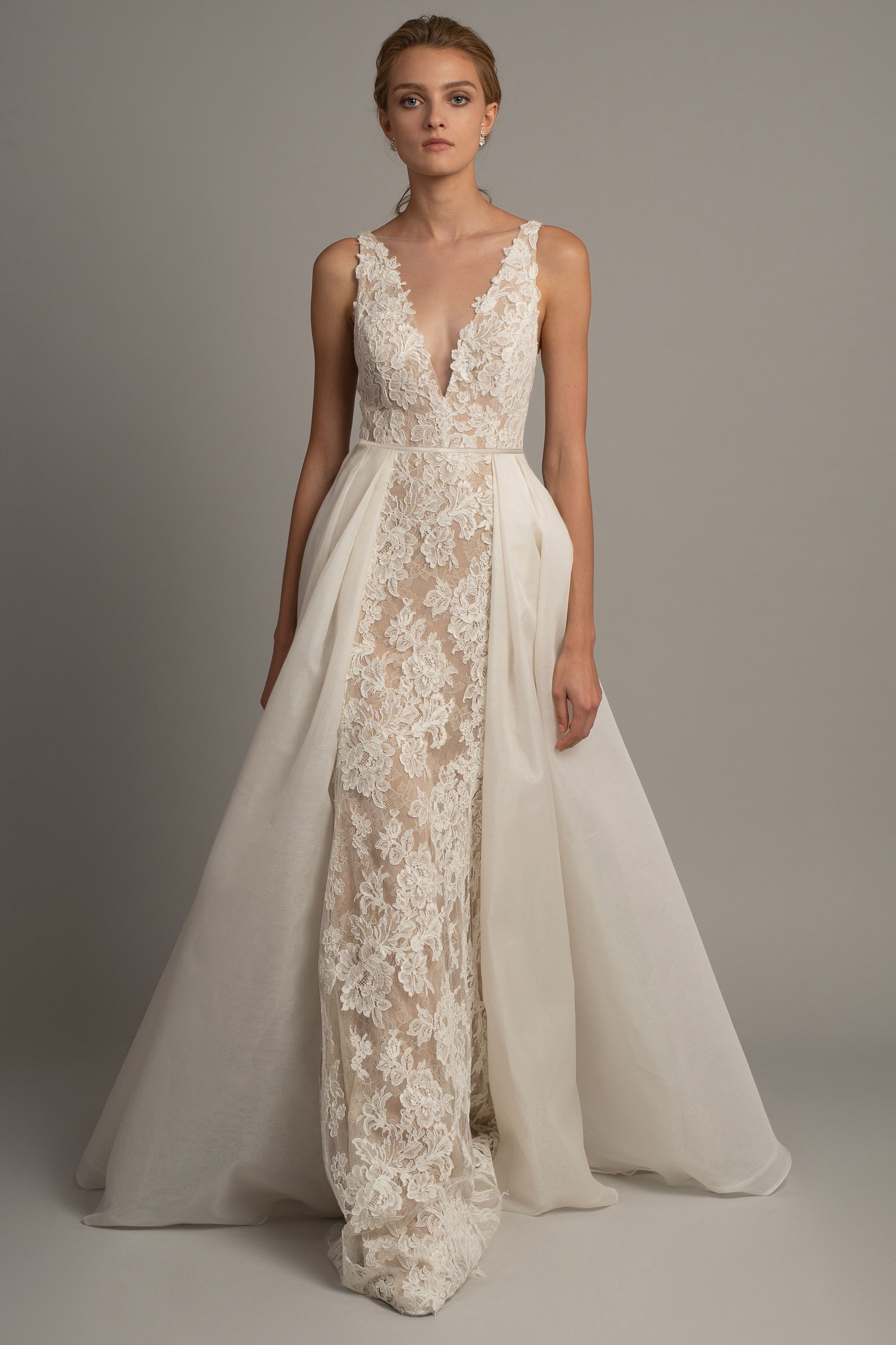 7047729ed5fa Add a little Drama with The detachable Darcy skirt. 'Darcy' is an ...