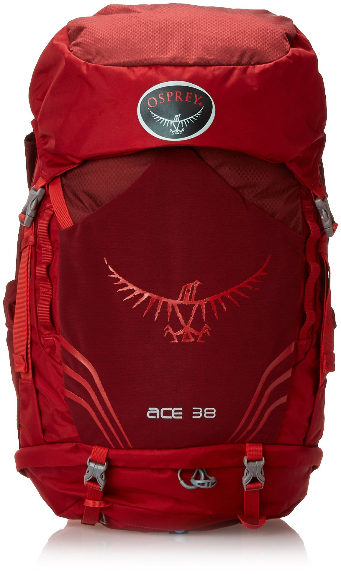 Osprey Youth Ace 38 Backpack Paprika Red e Size