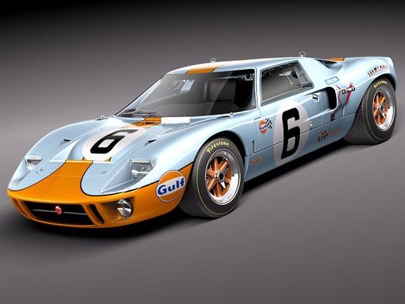 Ford Gt40 I Had The Chance To Buy One Of These In 1969 For