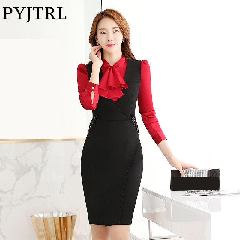 e83c952526b Cheap business office uniforms