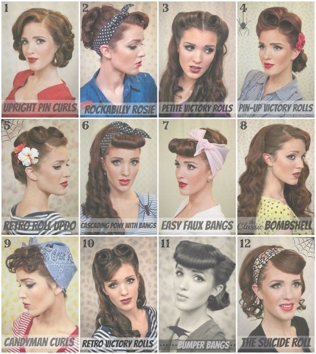 30 Best 50s Hairstyle Names Step By Step Braids Hairstyles Braidshairstyles2020pictures Besthairstyl In 2020 Hairstyle Names Step By Step Hairstyles 50s Hairstyles