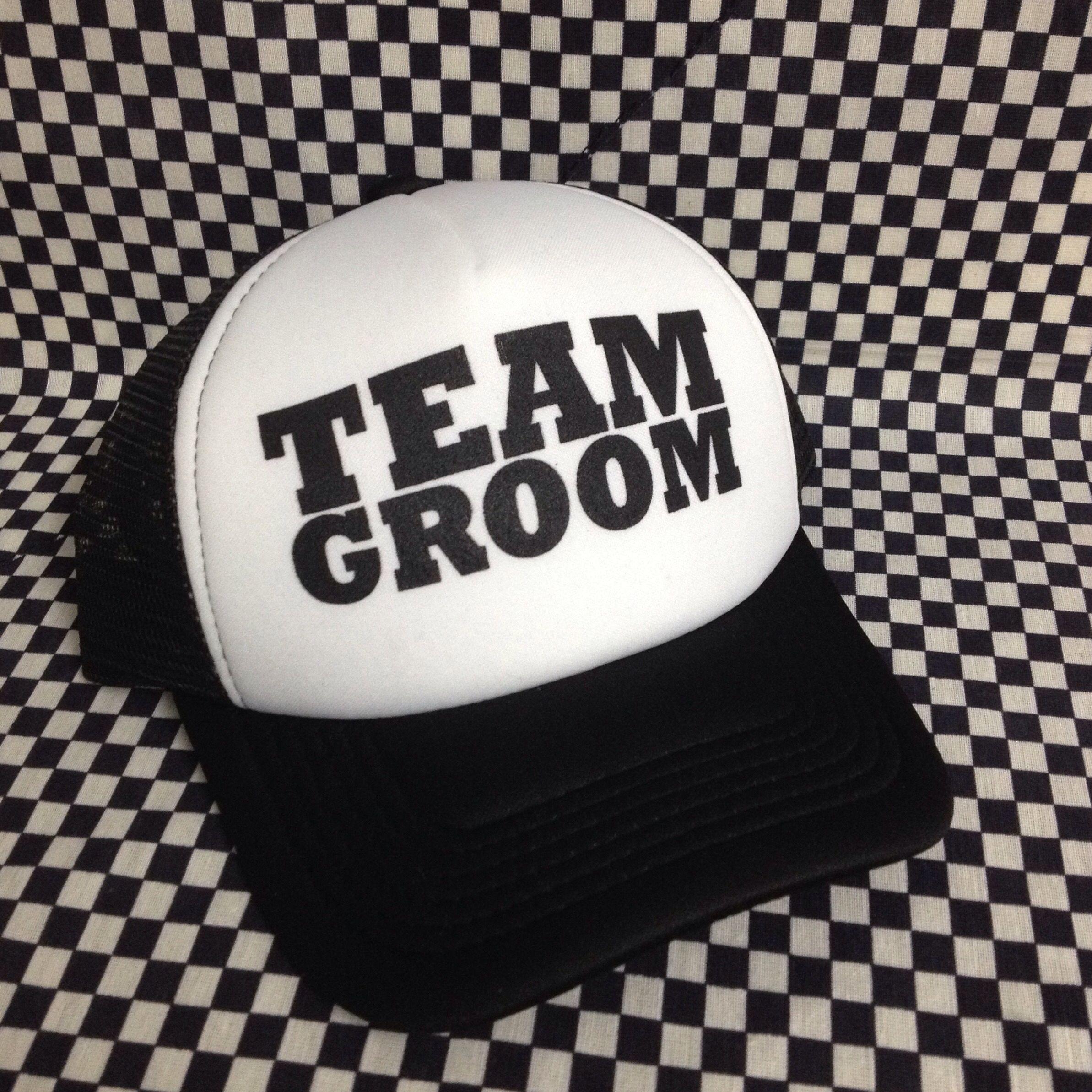 Team groom  82866a7d01b