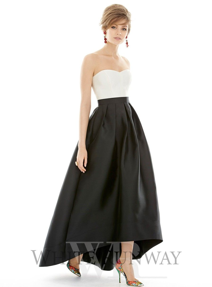Zoe dress by alfred sung vestidos pinterest alfred sung black