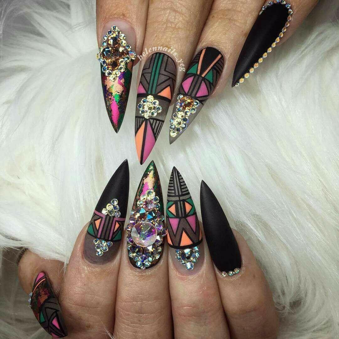 Pin von Brittany Elliott ♡ auf Fabulous Nails ♡ | Pinterest