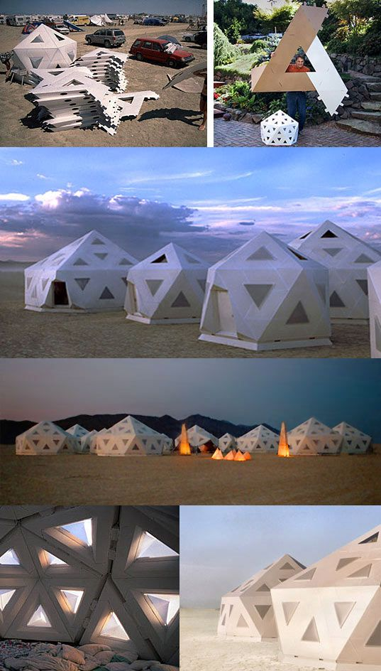 Futuristic Nature House Design: Futuristic. Nomadic. Sophisticated Cool. Bound For A Movie