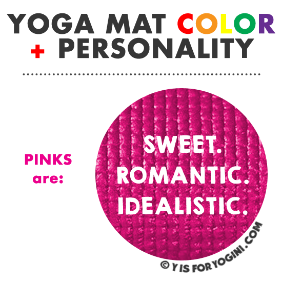 What Color Yoga Mat Is Best For You Personality Meaning Intention Y Is For Yogini Meditation Benefits Yoga Information Yoga Mat